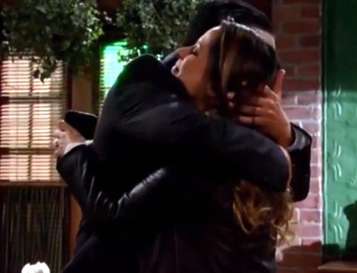 Robin and Sonny reunion