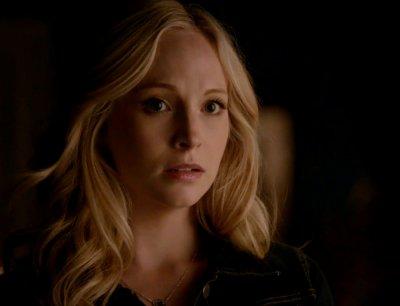 Caroline preggers
